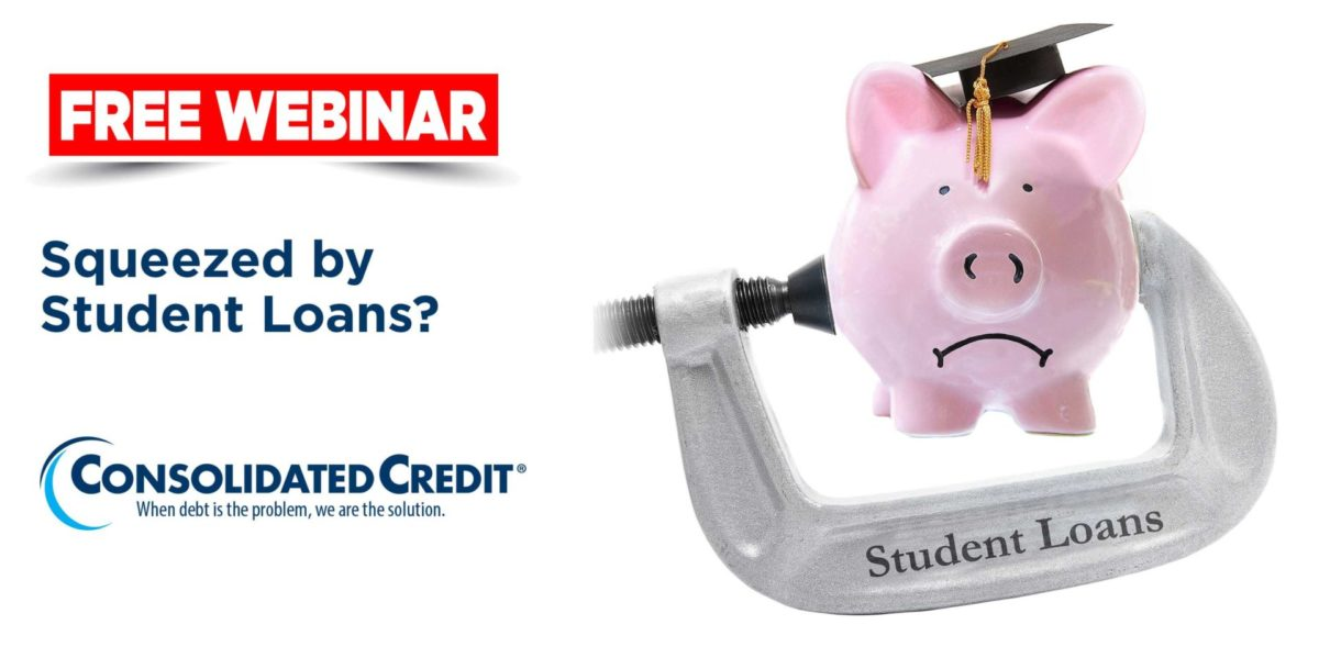 Free Webinar: Squeezed by Student Loans?