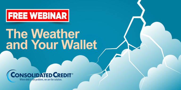Free Webinar: The Weather and Your Wallet