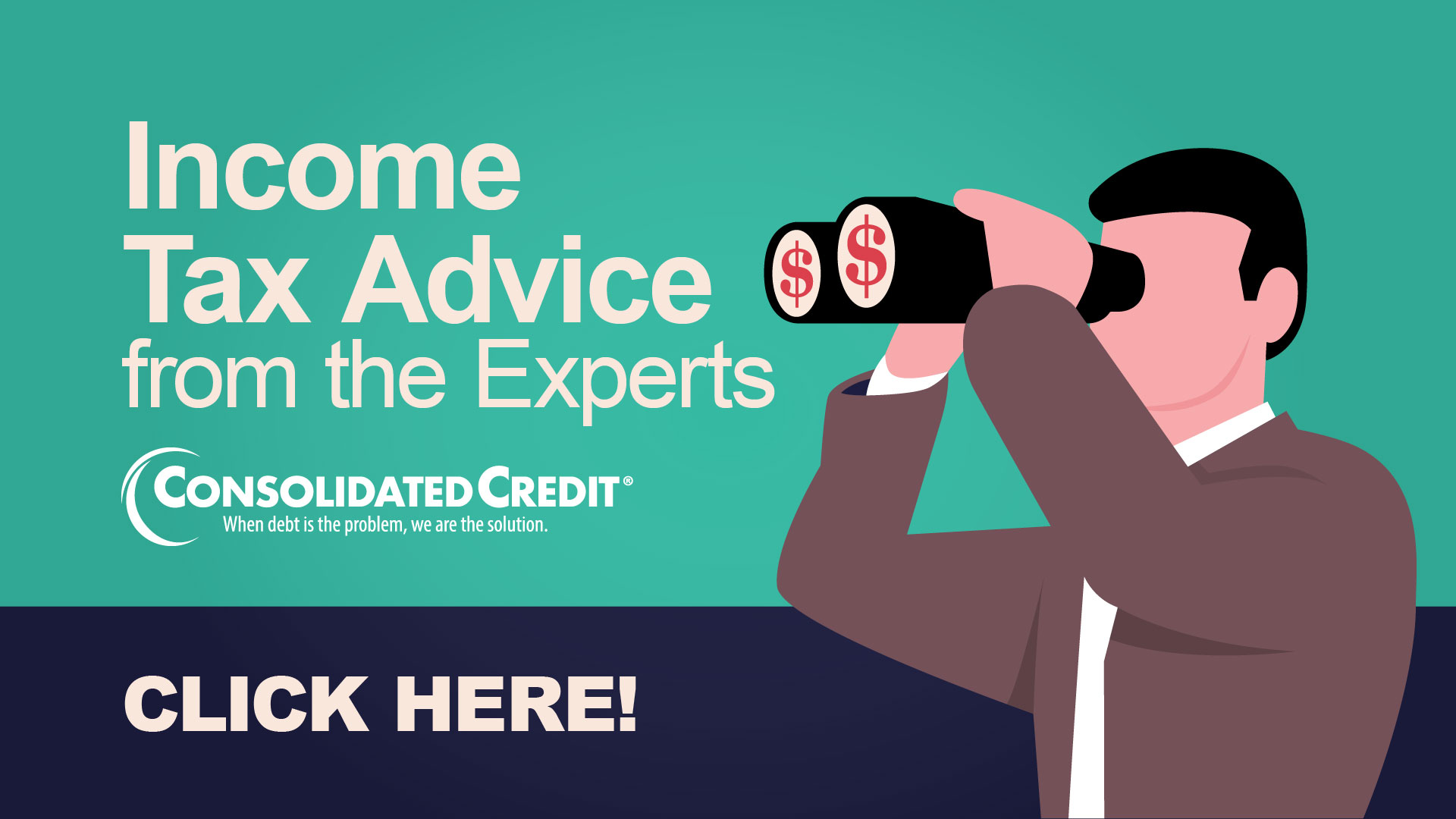Income Tax Advice from the Experts: Click Here!