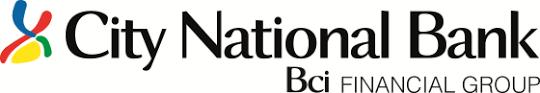City National Bank logo: Bci Financial Group