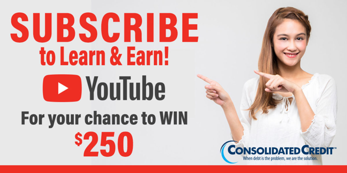 YouTube Subscribe to Learn and Earn for Your Change to Win $250