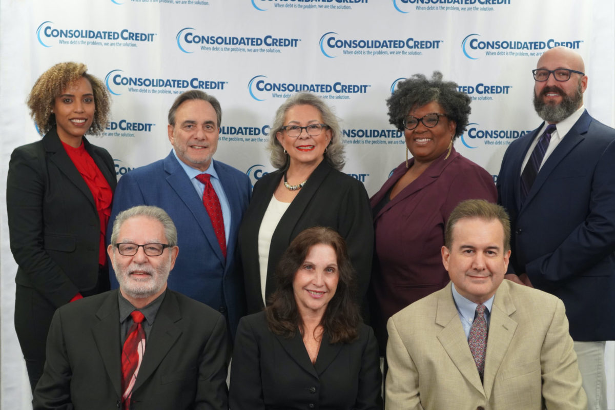 Consolidated Credit's HUD-certified housing counseling team