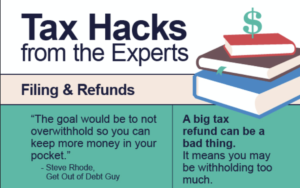 Tax Hacks from the Experts