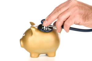 Making sure your finances stay healthy