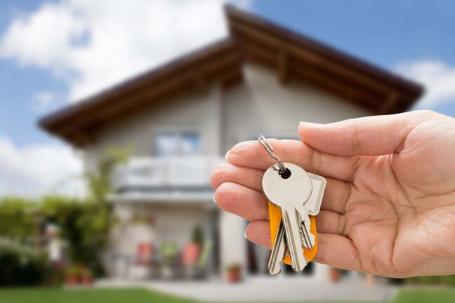 Getting a mortgage to buy a home