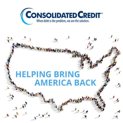 Consolidated Credit: Helping Bring America Back
