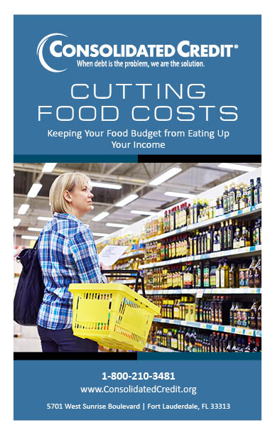 Cutting Food Costs: Keeping Your Food Budget from Eating Up Your Income