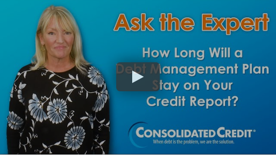 Ask the Expert: How Long Will a Debt Management Plan Stay on Your Credit Report?
