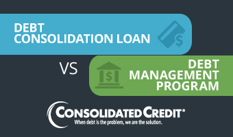 Debt Consolidation Loan vs Debt Management Program