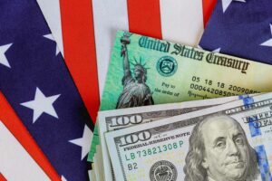 Americans receive a second stimulus from the federal government