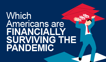 Which Americans are Financially Surviving the Pandemic