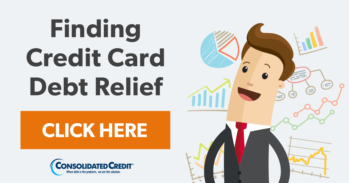 Finding Credit Card Debt Relief: Click Here