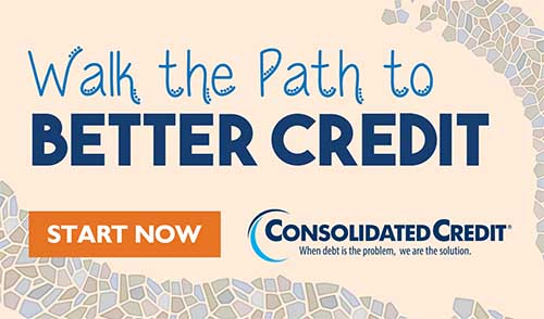 Walk the Path to Better Credit - Start now
