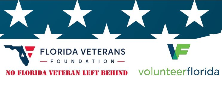 Florida Veterans Foundation - No Florida Veteran Left Behind, Volunteer Florida
