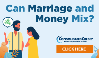 Can marriage and money mix? CLICK HERE
