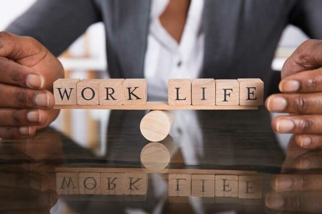 Work-life Balance in the new normal