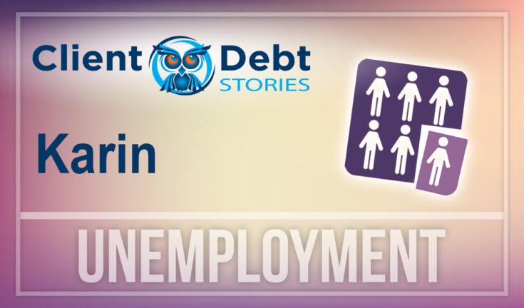Client Debt Stories Karin