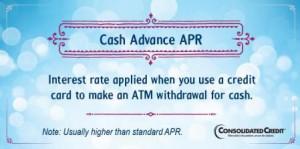 Cash advance APR financial literacy tip