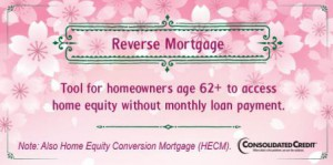 Reverse mortgage financial literacy tip